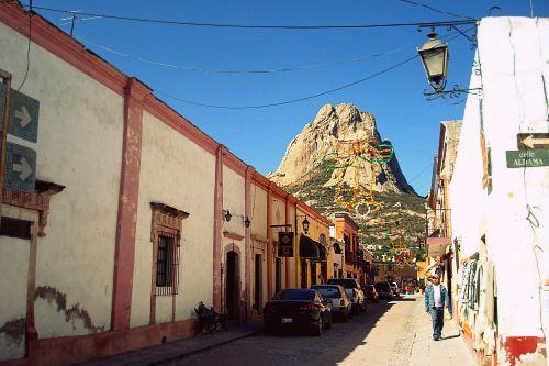 Street in Bernal