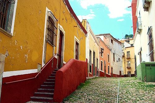 San Roque in Guanajuato