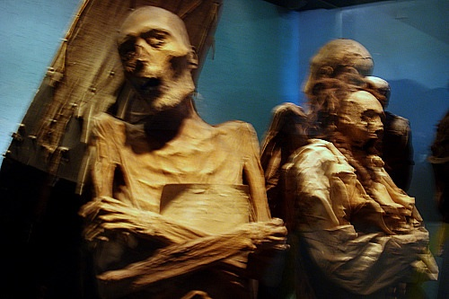 More mummies