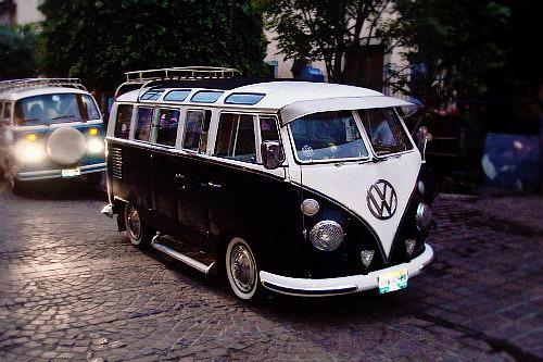 Guanajuato VW show 2009
