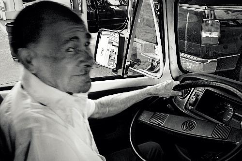 Driving sensation