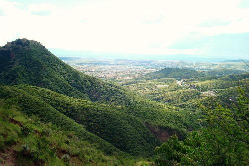 Gorgeous, green Guanajuato