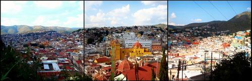 Guanajuato collage